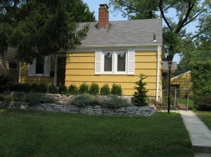 Clintonville Exterior: After
